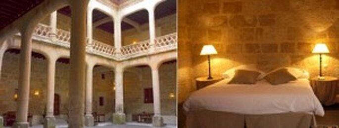 Castillo del Buen Amor en Salamanca