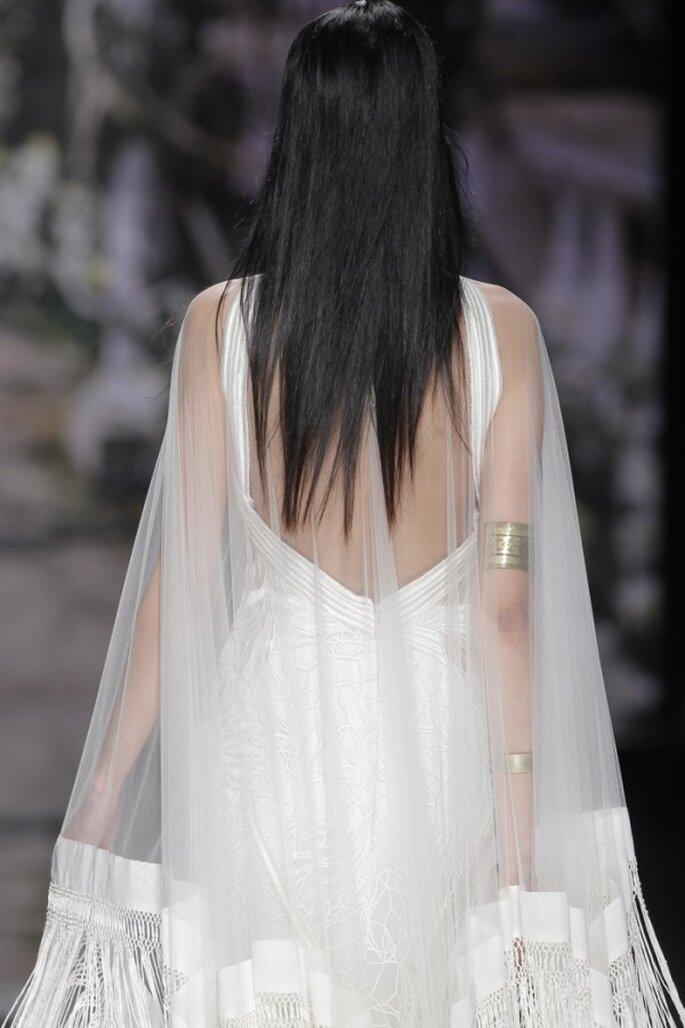 Detalles statement para las novias que aman la moda - Foto YolanCris