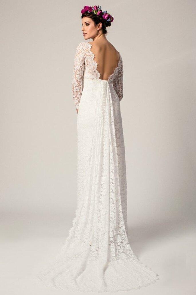 Vestidos de novia 2015 de Temperley London