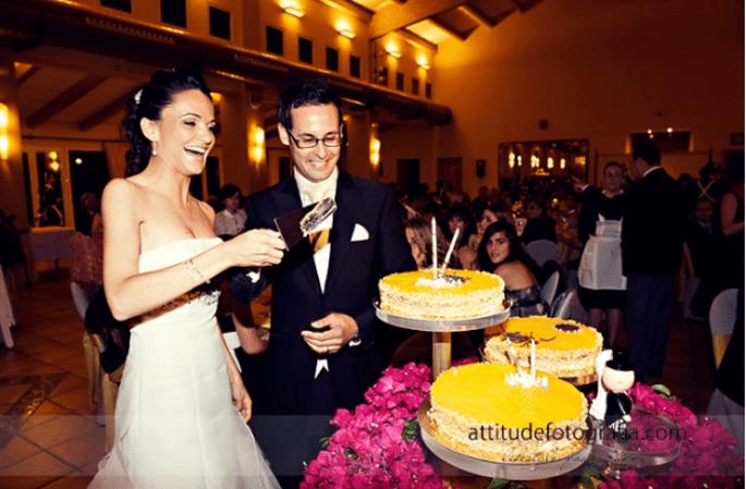 Hochzeitstorte: bestellen oder selber machen? Foto: Fran attitudefotografia.com