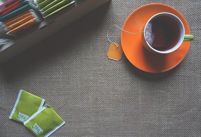 Chá verde. Foto: Pixabay