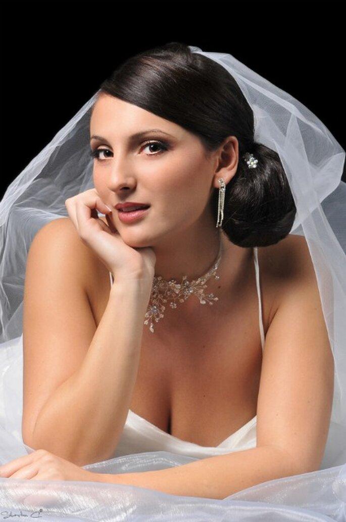 Maquillage de la mariée : un point majeur - photo Sébastien-C