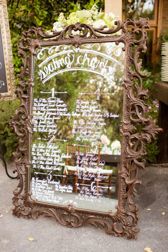Espejos para la decoración de tu boda - Jeff Youngren