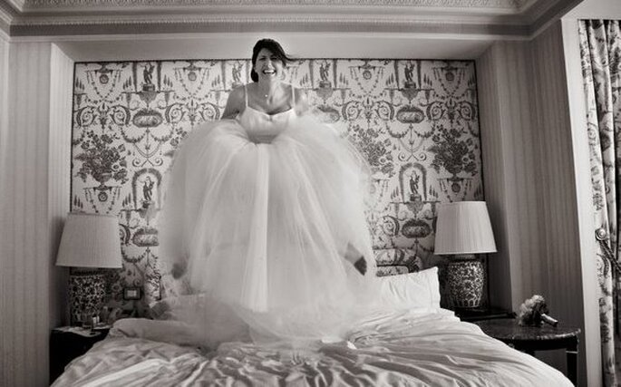 Zankyou Real Weddings: Miriam Moreno Y Alexander Rutherford