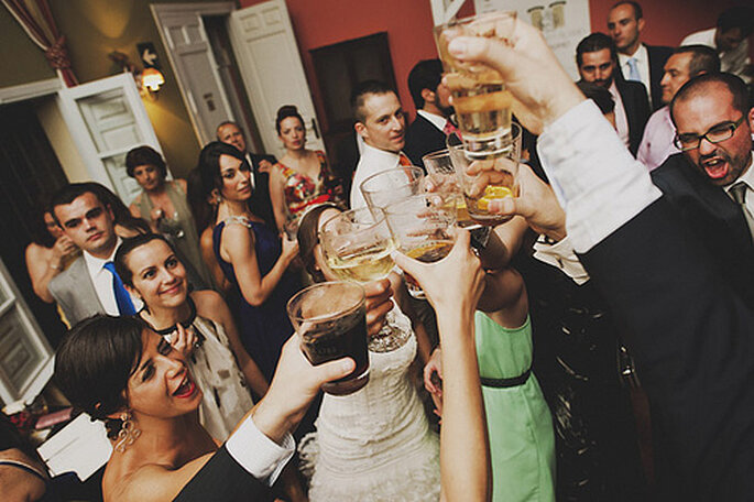 Misez tout sur l'ambiance de votre mariage - Photo : Pedro Bellido