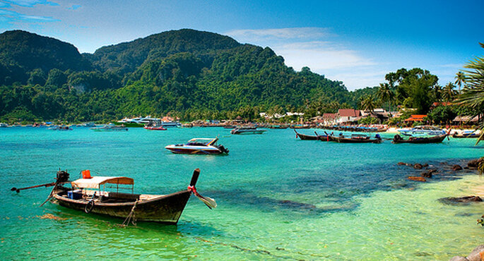 Lune de Miel inoubliable en Thaïlande