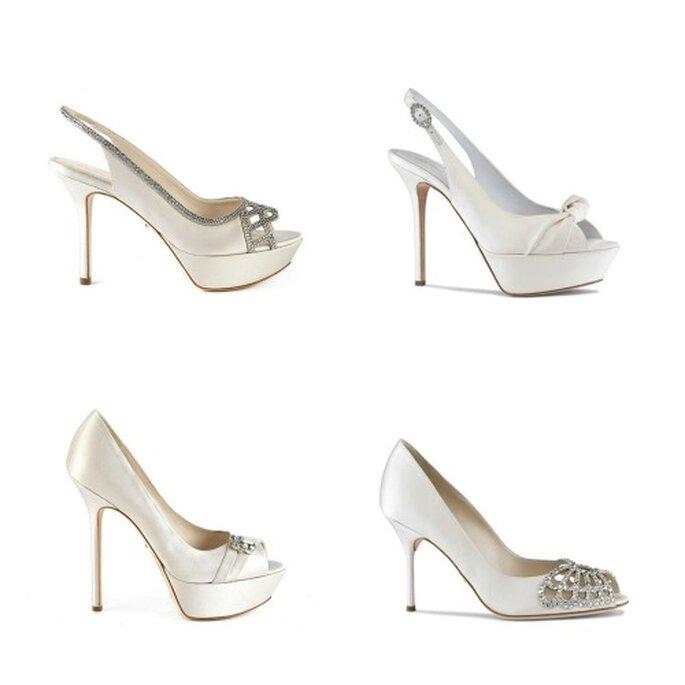 Alcuni dei modelli del designer Sergio Rossi per il 2013. Foto: www.sergiorossi.com