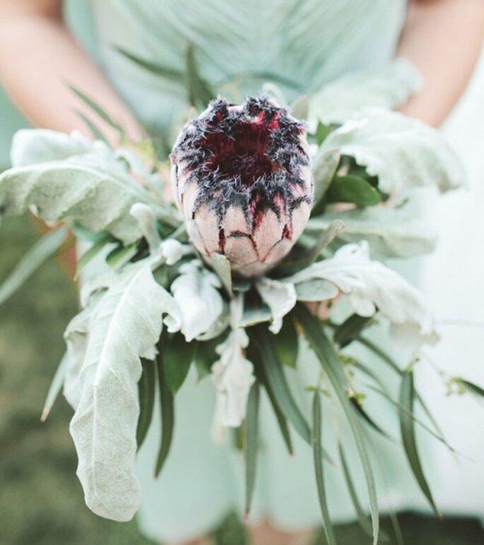Ausgefallene Brautsträuße mit herbstlichen Charme – Foto: ulmerstudios wedding