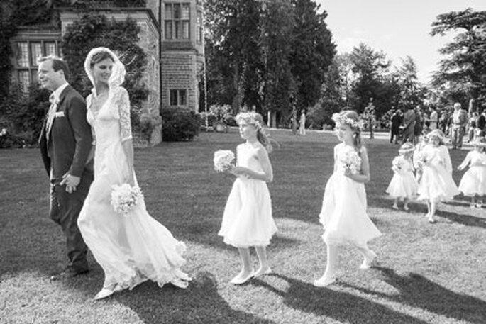 Boda en castillo inglés de la modelo Jacqueta Wheeler - Foto: Cortesía Jacqueta Wheeler blog