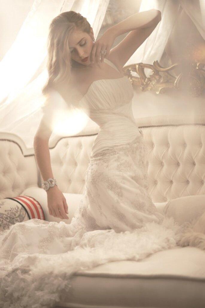 Colección de vestidos de novia 2011 de Ezequiel García