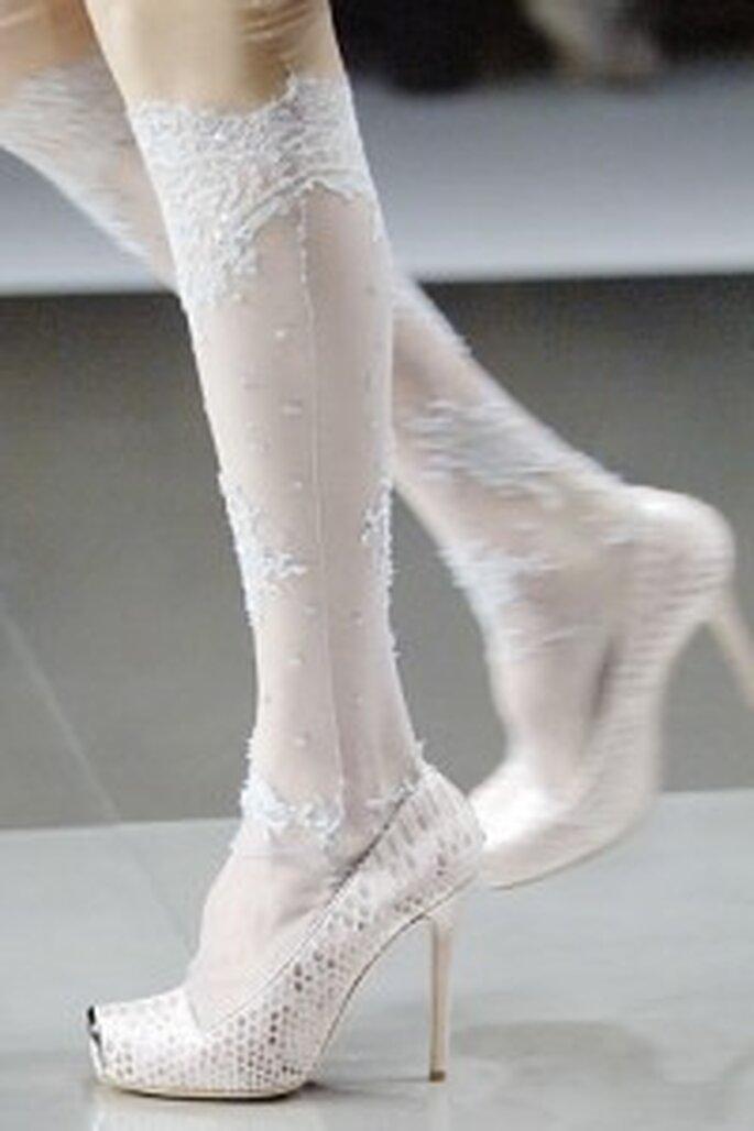 scarpe sposa Alexander McQueen