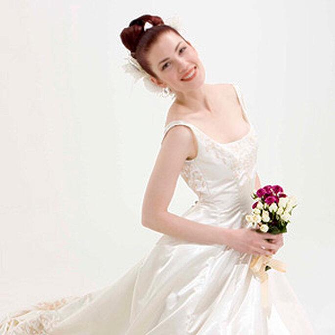 Diseños románticos y exclusivos para novias colombianas