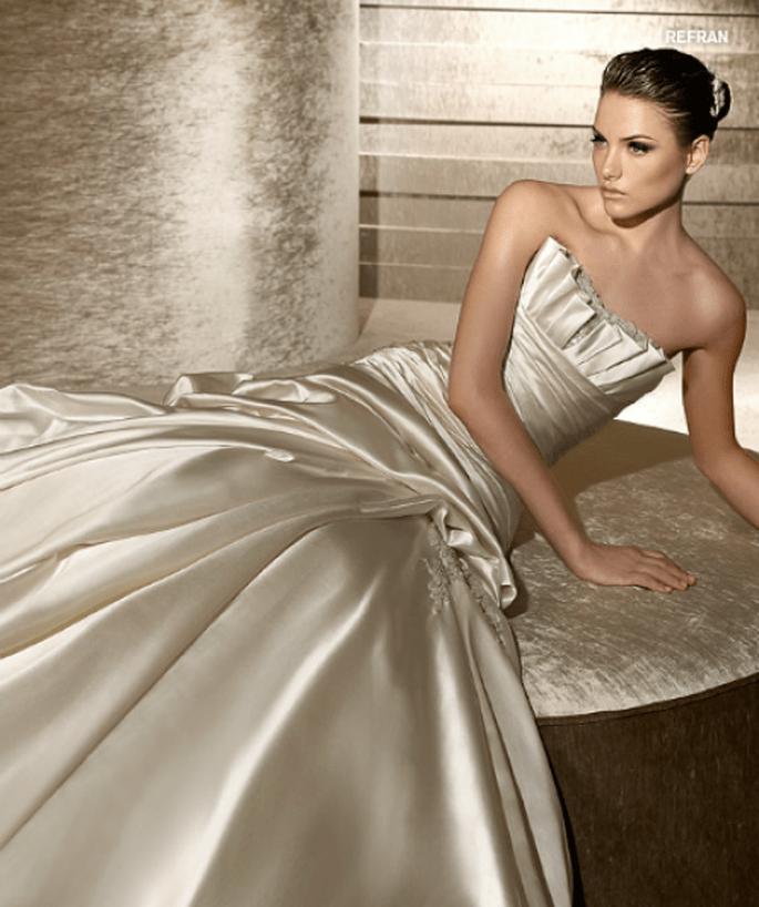 Vestido de novia Refrán, St. Patrick