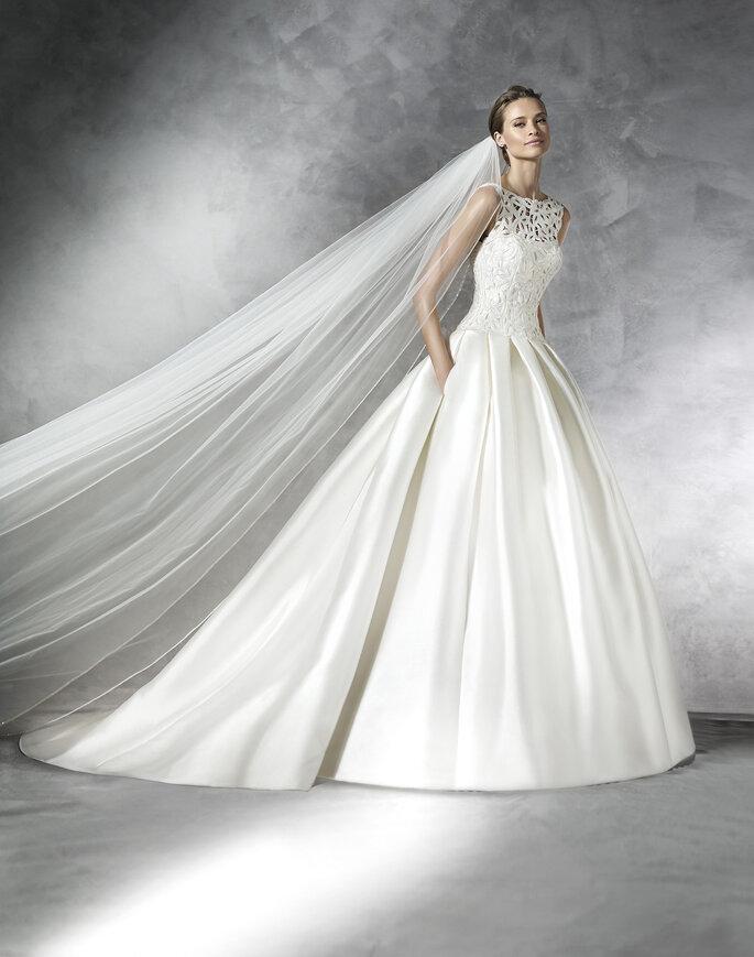 Свадебное платье Pranette. Фото: Pronovias 2016