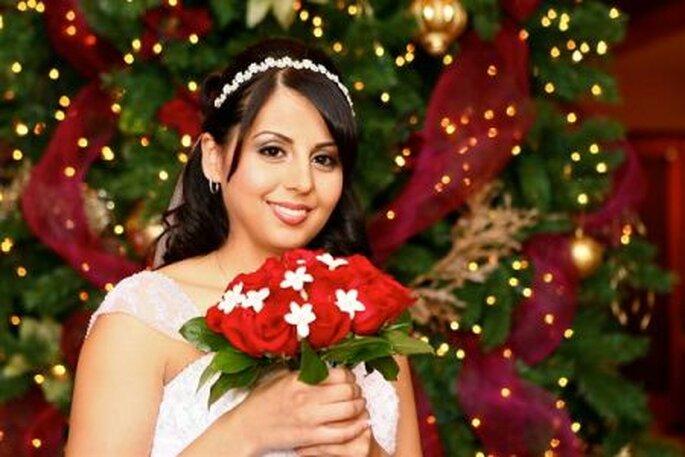 Tanti consigli per un matrimonio natalizio - Credits: pourfemme.it