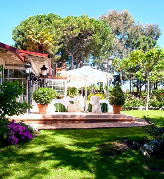 Foto: El Jardín del Mesonero