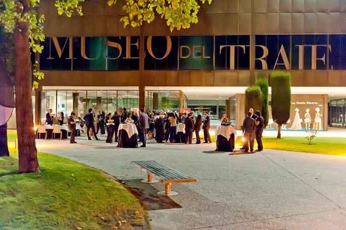 Café de Oriente - Museo del Traje