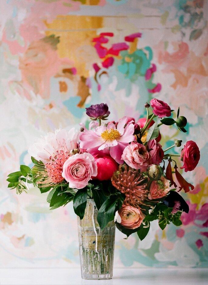 Cómo decorar un brunch de boda al aire libre - Carla Aston