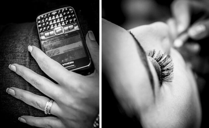 Fotografías para boda. Foto de Andrea Paccini.