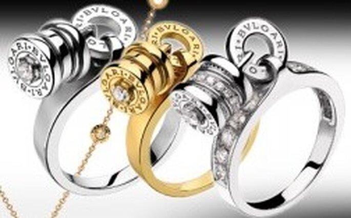 Joyas Bulgari para tu anillo de compromiso