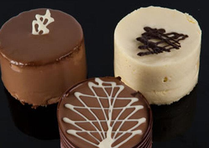 En Madame Touré tienes varias opciones para un buffet dulce en tu matrimonio.