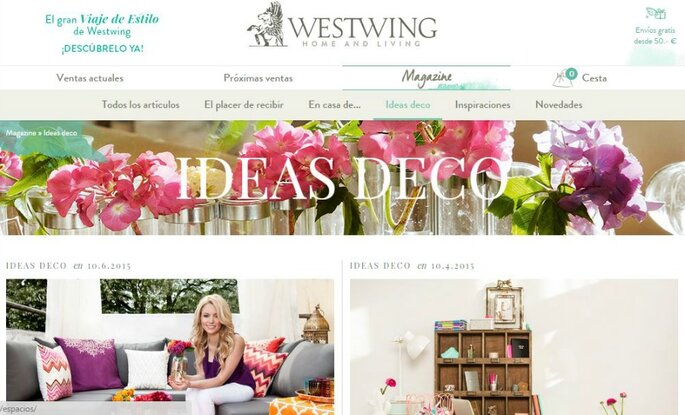 Westwing blog