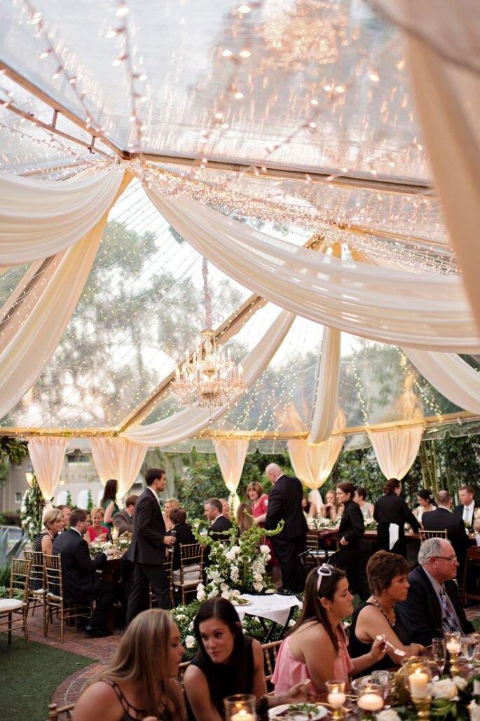 Como decorar o seu casamento com TULE dicas originais e lindas!