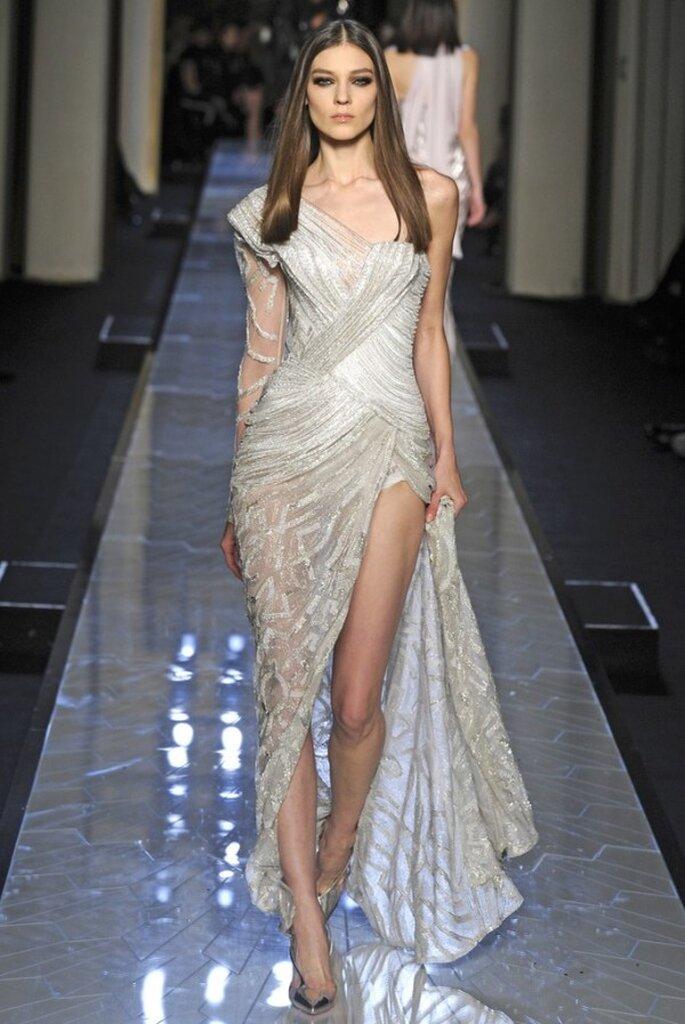 Los vestidos de novia alta costura que nos robaron el aliento este 2014 - Foto Versace
