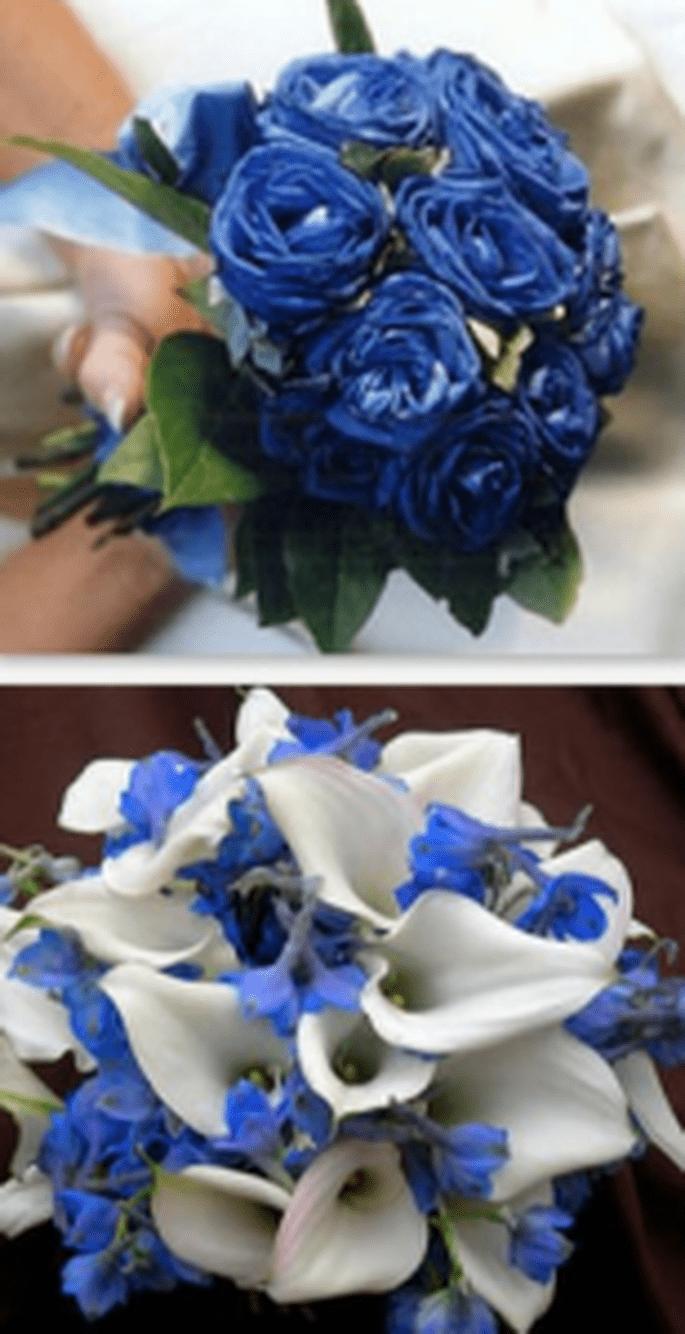 Originali bouquet blu