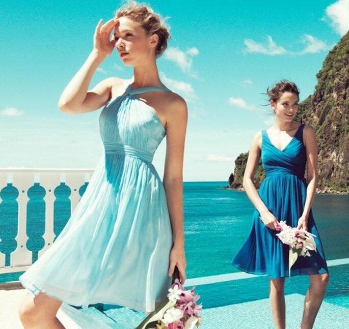 Vestidos de moda en primavera-verano 2013 - Foto J.Crew Facebook