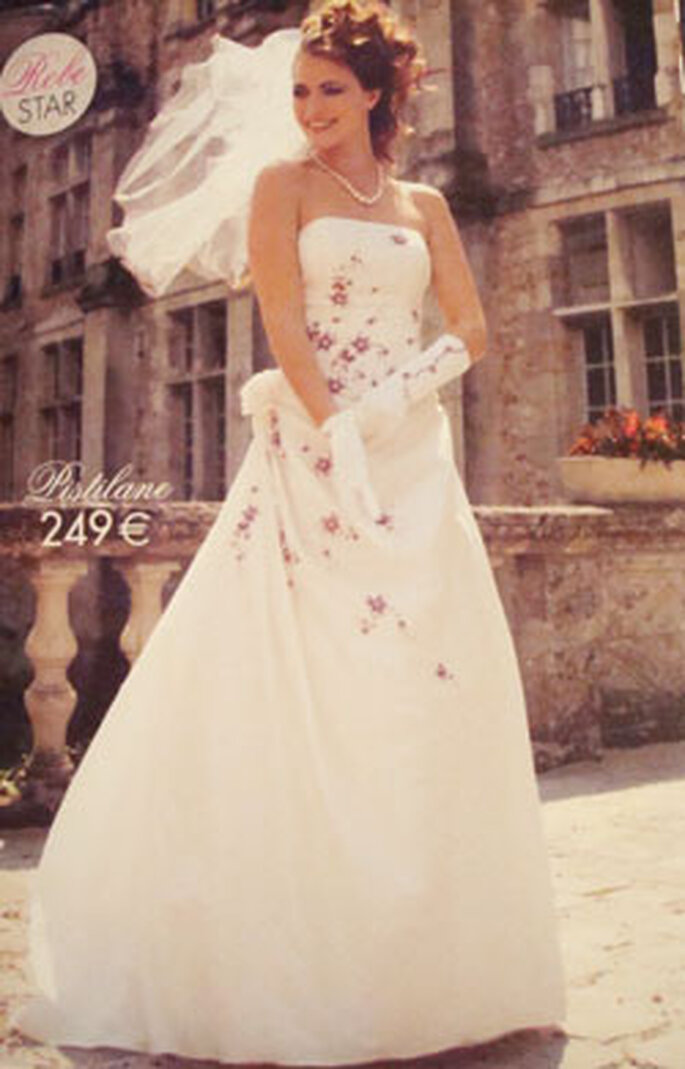 Tati mariage robe pour fille  La mode des robes de France