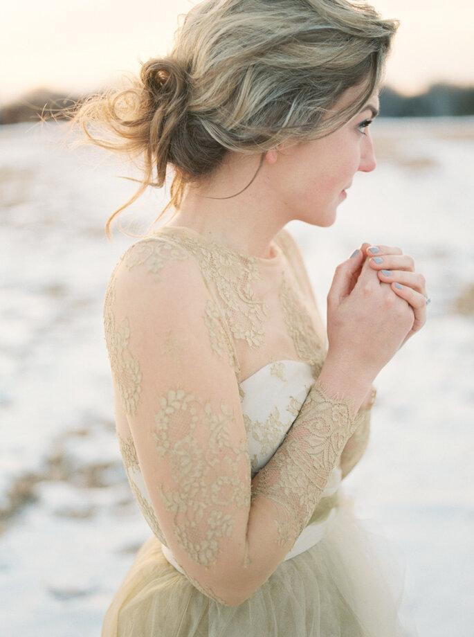 5 tips para verte perfecta con tu vestido de novia - Jake Anderson