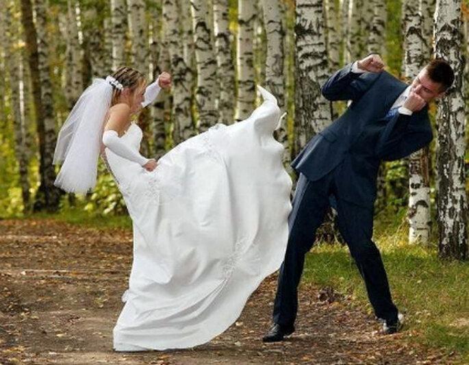 Evita las seis peleas más habituales que surgen al organizar la boda
