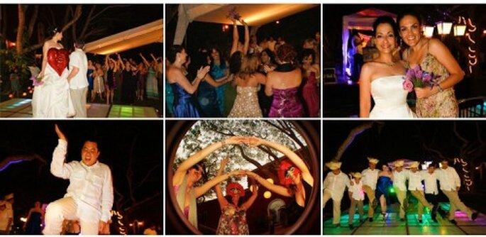 La fiesta de la boda. Fotografía de Jaime Glez