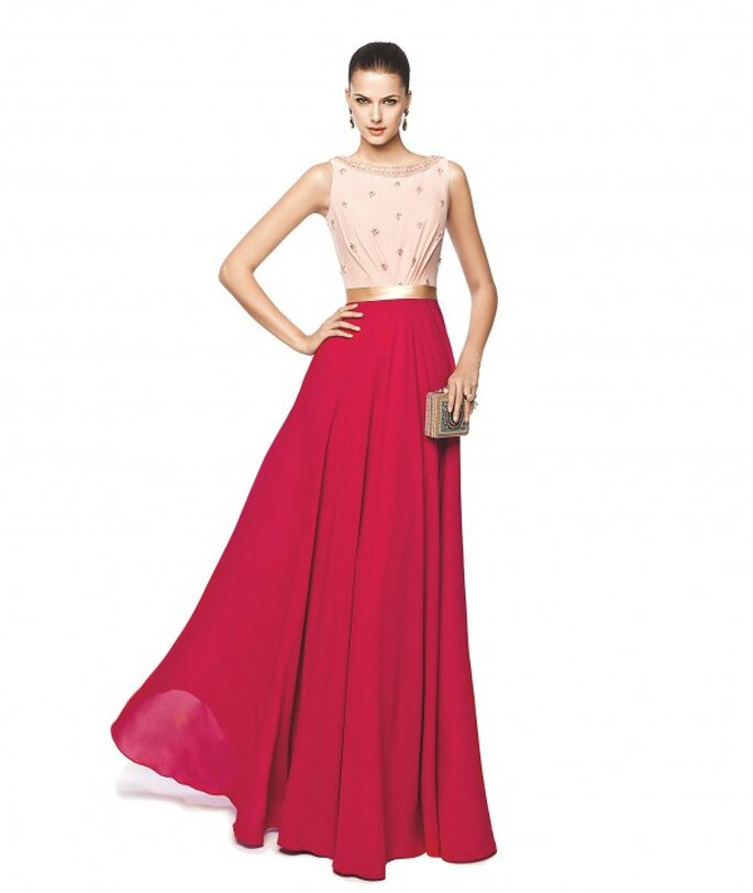 Brautkleid NAIA von Pronovias für die standesamtliche Trauung