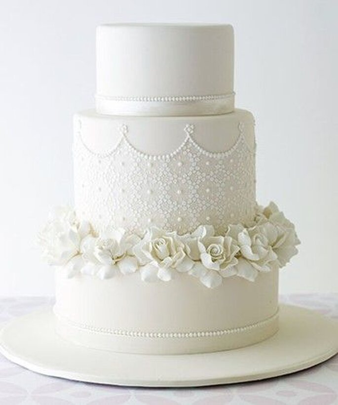 Our Favorite Wedding Cake Trends For 2016