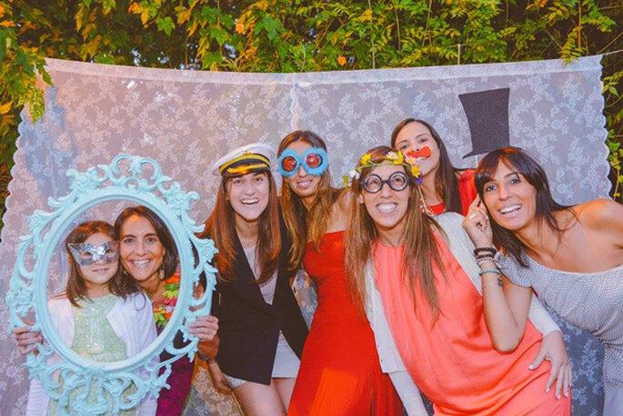 Prepara le tue amiche per una festa speciale - Foto Adriana Morais