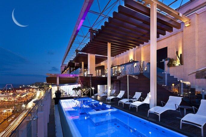 Piscina - Romeo Hotel