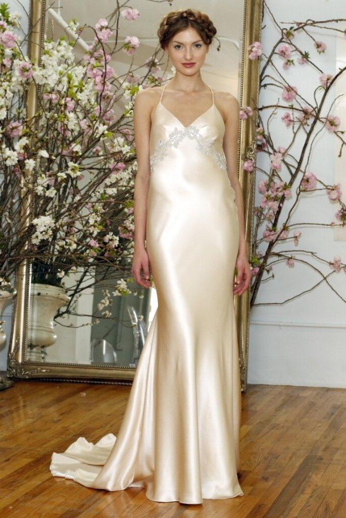 Vestidos de novia primavera 2015 de Elizabeth Fillmore