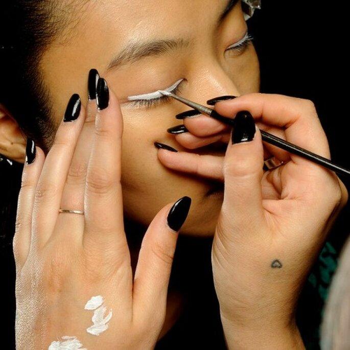 Tendencias de maquillaje de fiesta 2014 - Foto MAC Cosmetics