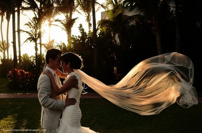 Disfruta de tu boda y del clima perfecto - Foto Arturo González
