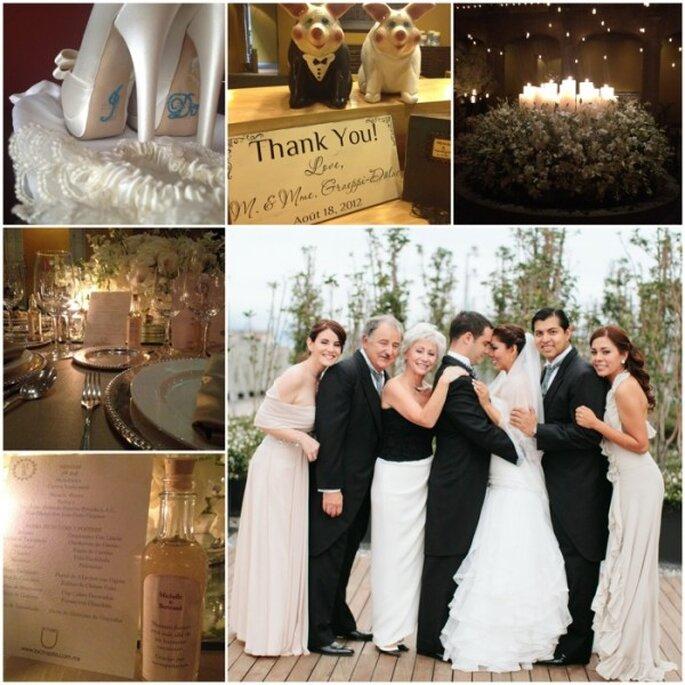 La mejor de mis bodas - Michelle y Bertrand