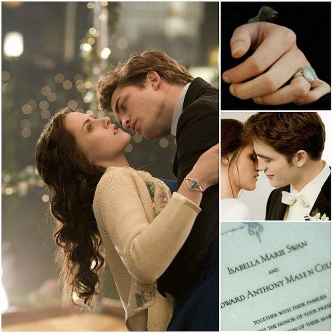 A história de amor de Bella e Edward é seguida no mundo por milhões de fãs