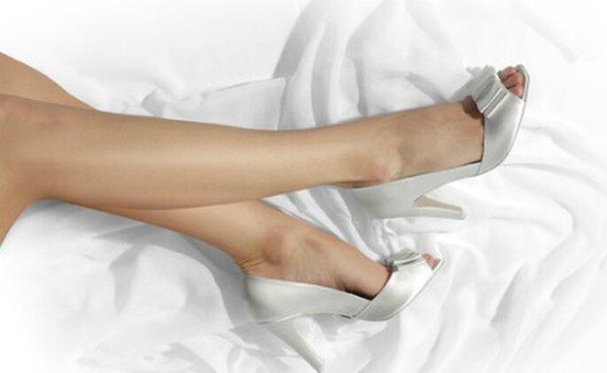 Chaussures à talons hauts : le top accessoire pour une mariée chic et glamour