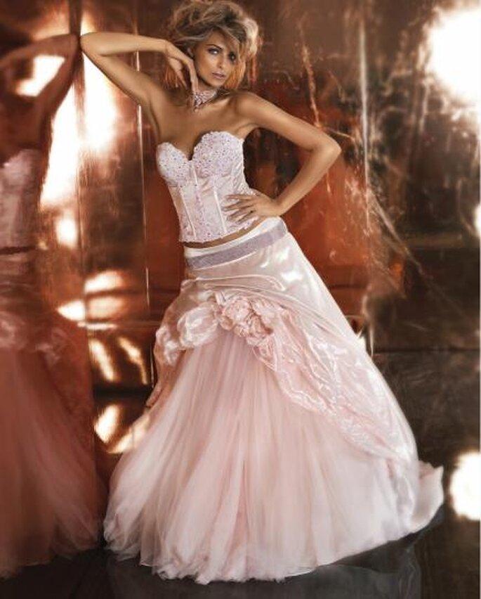 Vestiti da sposa Colorati Alessandro Couture