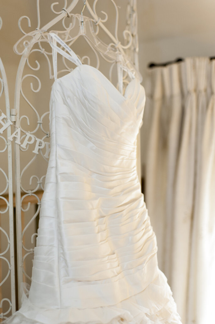 Real Wedding de Michaela et Jon - Source : Awardweddings