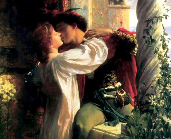 Photo: Romeo and Juliet