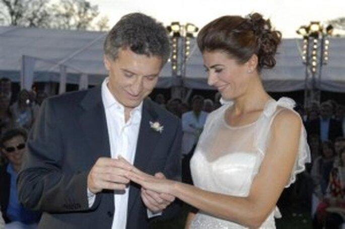 Casamiento de Macri y Awada