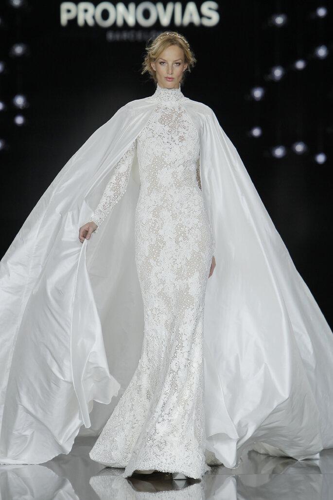 Foto: Pronovias en Barcelona Bridal Week