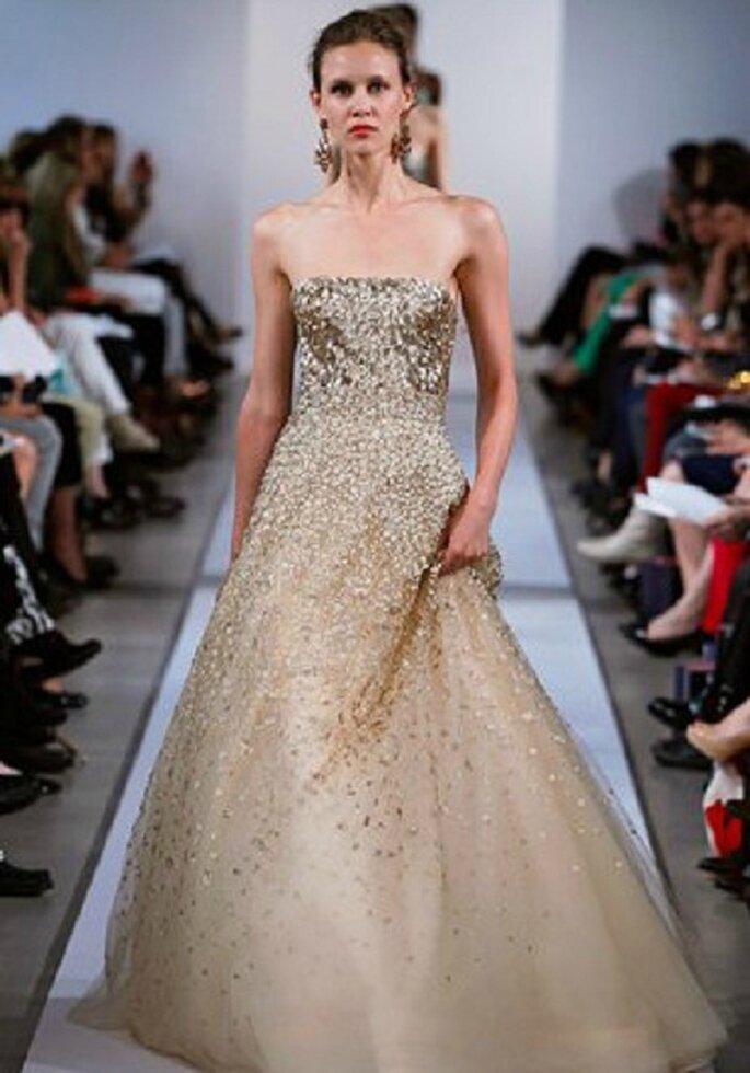 Matrimonio Tema Brillantini : Bodas elegantes con toques dorados